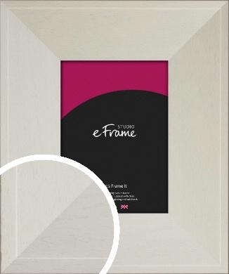 Extra Wide Soft Cream Picture Frame (VRMP-1096)