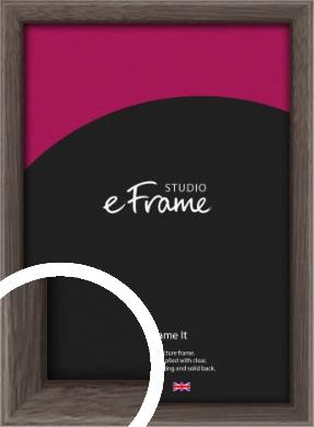 Muted Black Picture Frame (VRMP-339)