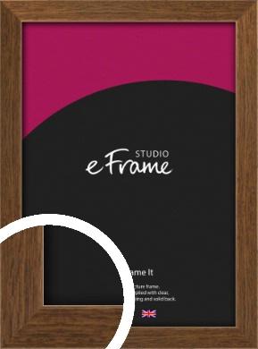 Elegant Timeless Brown Picture Frame (VRMP-540)
