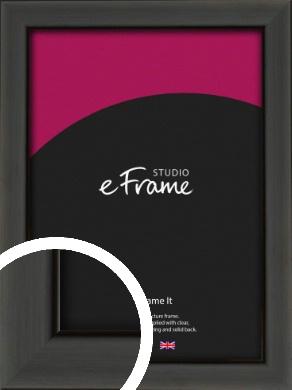 Modern Classic Black Picture Frame (VRMP-382)