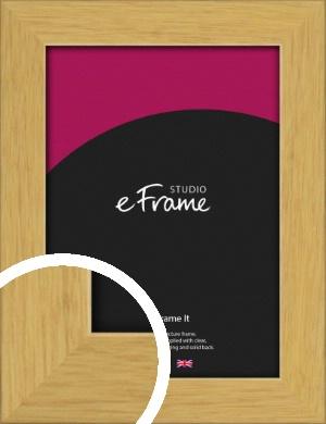 Timeless & Neutral Natural Wood Picture Frame (VRMP-1112)