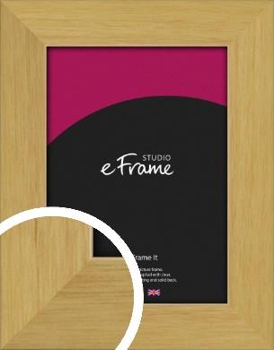 Blonde Natural Wood Picture Frame (VRMP-1114)