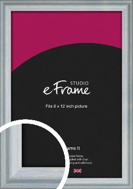 Shoreline Blue Picture Frame, 8x12