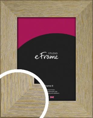 European Pine Natural Wood Picture Frame (VRMP-1151)