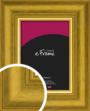 Glamourous Gold Picture Frame (VRMP-1179)