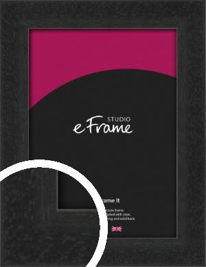 Deep Box Black Picture Frame (VRMP-1180)