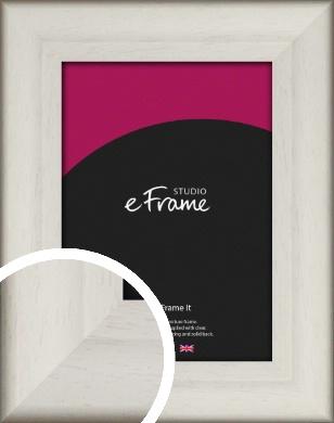 Scooped Cream Picture Frame (VRMP-1194)