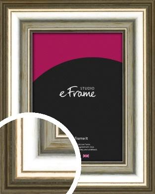 Inspirational Silver Picture Frame (VRMP-1203)