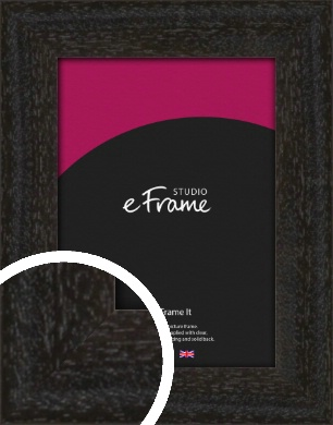 Basic Worn Brown Picture Frame (VRMP-1218)