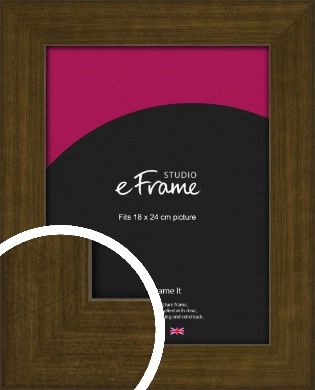 Cider Bronze / Copper Picture Frame, 18x24cm (VRMP-1232-18x24cm)