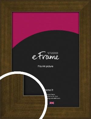 Cider Bronze / Copper Picture Frame, A4 (210x297mm) (VRMP-1232-A4)
