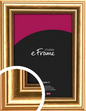 Traditional Gold Picture Frame (VRMP-212)