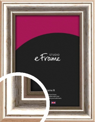 Mixed Silver Picture Frame (VRMP-184)