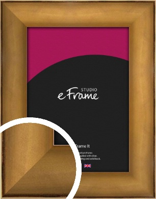 Beautiful Bronze / Copper Picture Frame (VRMP-143)
