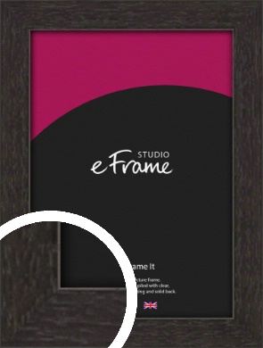 Gallery Brown Picture Frame (VRMP-1247)