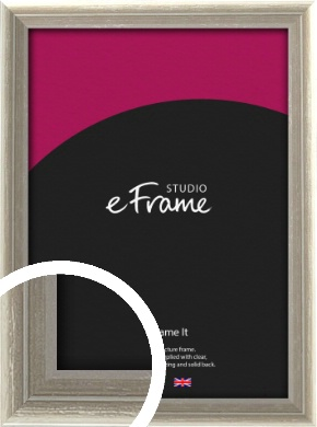 Shabby Chic French Grey Picture Frame (VRMP-362)