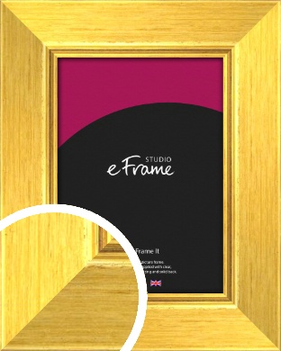 Tuscan Sun Gold Picture Frame (VRMP-131)