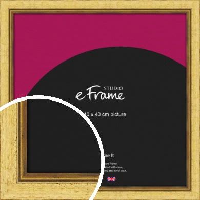 Opulent Gold Picture Frame, 40x40cm (VRMP-128-40x40cm)