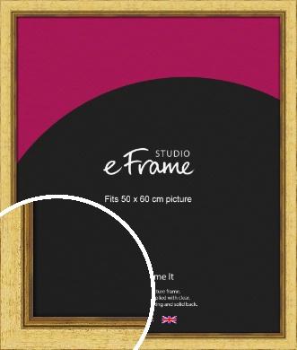 Opulent Gold Picture Frame, 50x60cm (VRMP-128-50x60cm)