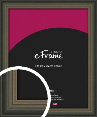 Tonal Grey Picture Frame, 20x25cm (8x10
