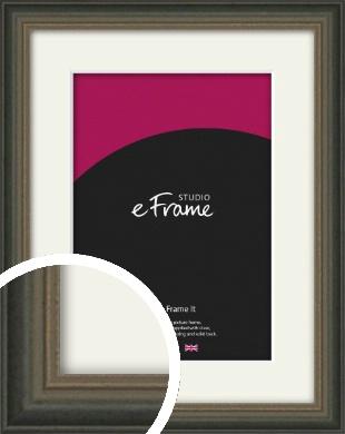 Tonal Grey Picture Frame & Mount (VRMP-1273-M)