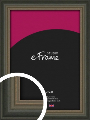 Tonal Grey Picture Frame (VRMP-1273)
