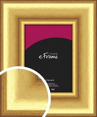Vibrant Gold Picture Frame (VRMP-455)