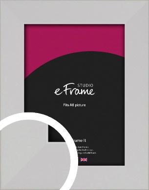Bright White Picture Frame, A6 (105x148mm) (VRMP-1305-A6)