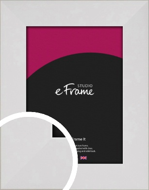 Simply White Picture Frame (VRMP-1309)
