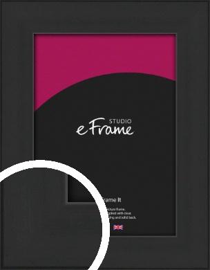 Stylish Wide Black Picture Frame (VRMP-1311)