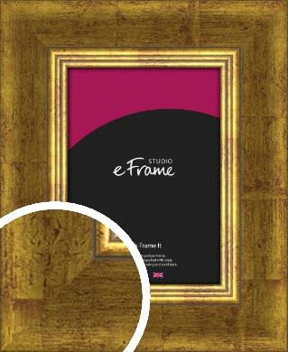 Multi Tone Gold Picture Frame (VRMP-1314)