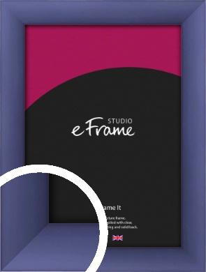 Modern Purple Picture Frame (VRMP-A025)