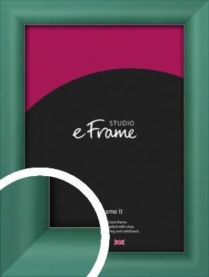 Modern Green Picture Frame (VRMP-A027)