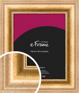 Standout Gold Picture Frame, 24x30cm (VRMP-452-24x30cm)