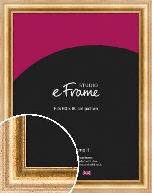 Standout Gold Picture Frame, 60x80cm (VRMP-452-60x80cm)