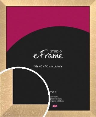 Luxury Lattice Bronze / Copper Picture Frame, 40x50cm (VRMP-A071-40x50cm)