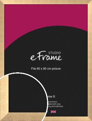 Luxury Lattice Bronze / Copper Picture Frame, 60x80cm (VRMP-A071-60x80cm)