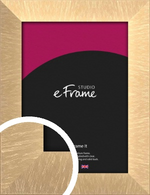 Luxury Lattice Bronze / Copper Picture Frame (VRMP-A071)