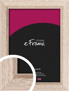 Organic Driftwood Cream Picture Frame (VRMP-415)