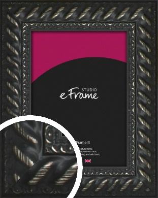 Gothic Black Picture Frame (VRMP-1352)