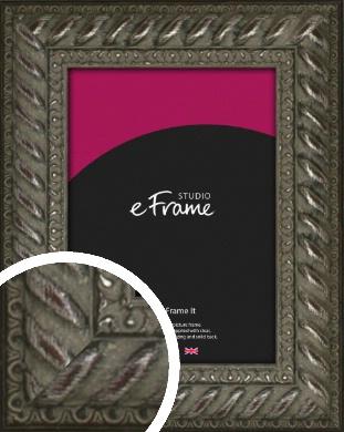 Beautiful Silver Picture Frame (VRMP-1354)