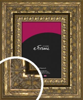 Lavish Gold Picture Frame (VRMP-1361)