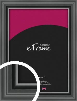 Designer Black Picture Frame (VRMP-A085)