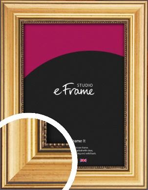 Classical Gold Picture Frame (VRMP-216)