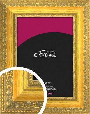 Overt Gold Picture Frame (VRMP-505)