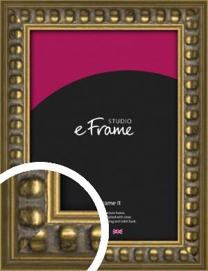 Bobble Gold Picture Frame (VRMP-1386)