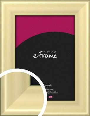 Contemporary Gold Picture Frame (VRMP-A104)
