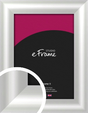 Stainless Silver Picture Frame (VRMP-A093)