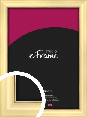 Stylish Gold Picture Frame (VRMP-A048)