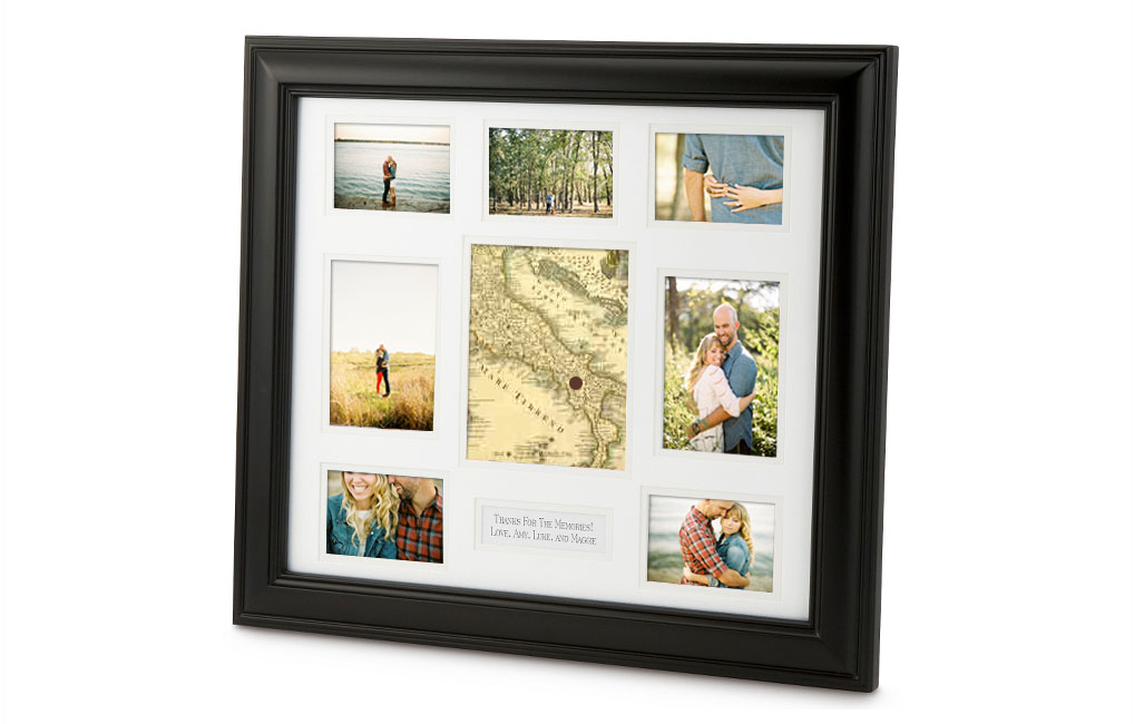 eFRAME | Anniversary gift framing ideas | Frames for anniversaries